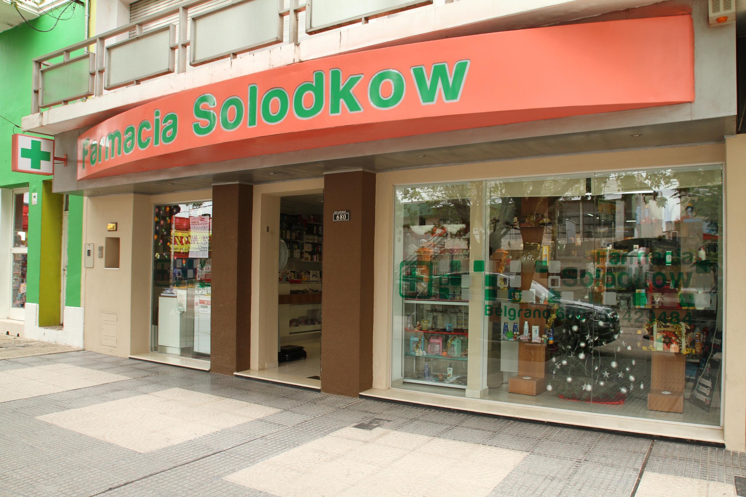SOLODKOW