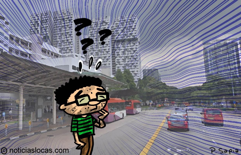 """Adolescente """"demasiado tímido para pedir indicaciones"""" vaga por Singapur durante 10 días"""