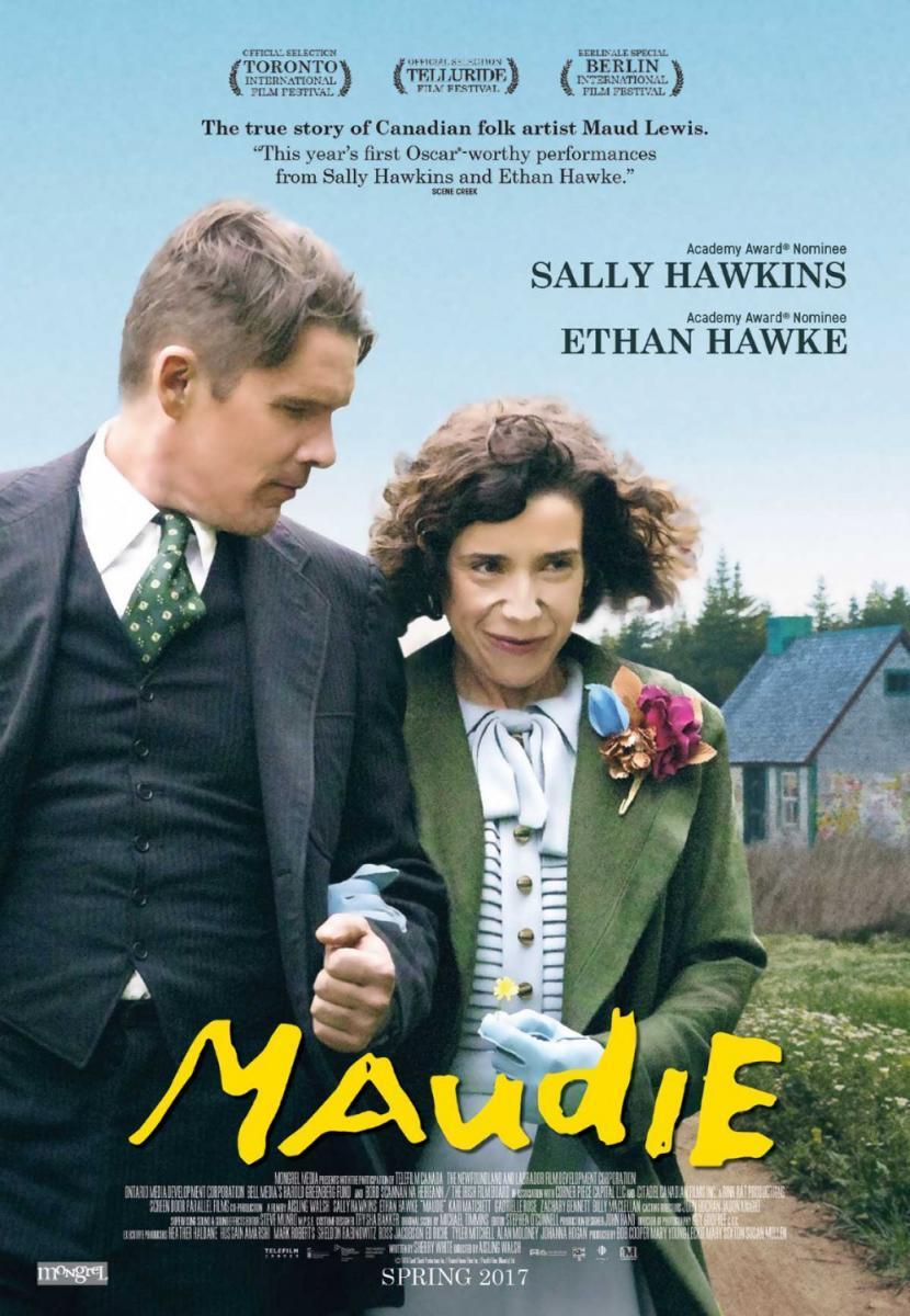 """Cine de verano en el Teatro Español: """"Maudie, el color de la vida"""""""