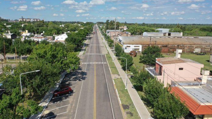 Avellaneda inaugurará la obra de remodelación de Calle 21