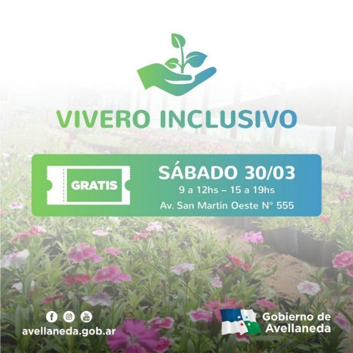El Vivero Inclusivo te espera este fin de semana