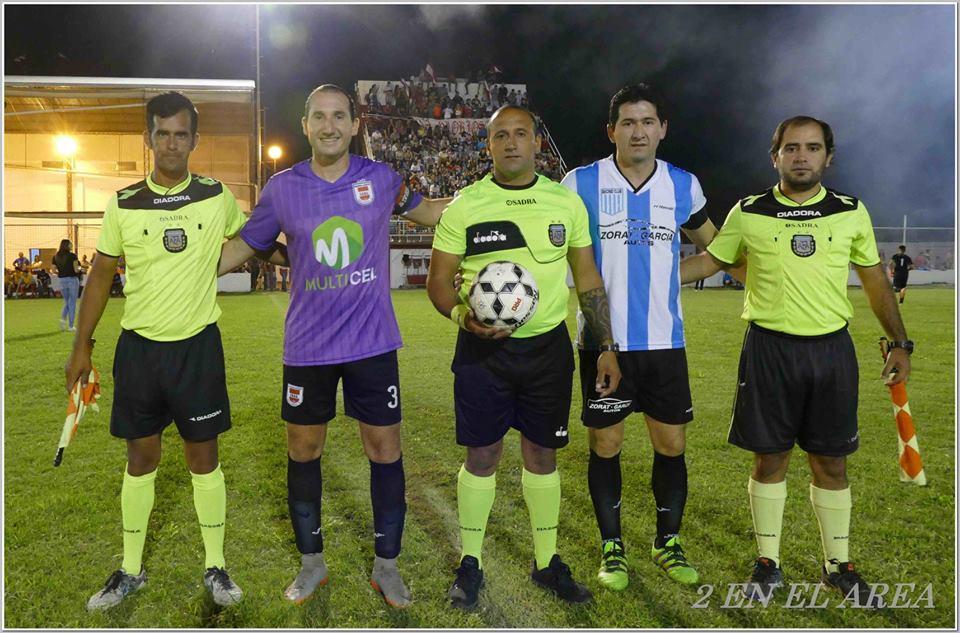 Se completó la 2º fecha del torneo Apertura de la Liga Reconquistense de Fútbol