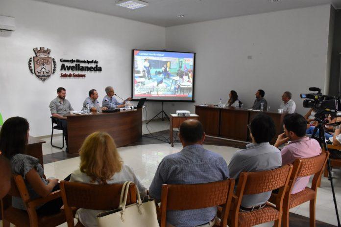 El Intendente Dionisio Scarpin anunció desafíos para este 2019