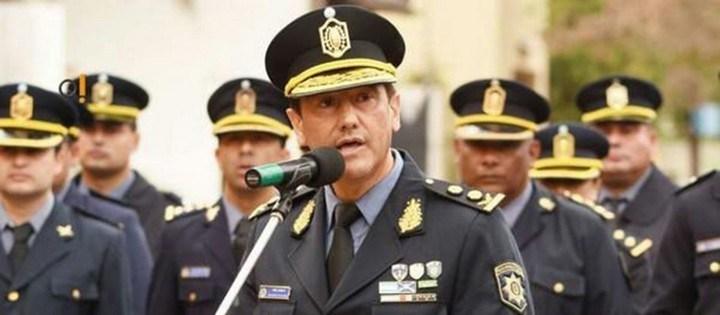 Pondrán en funciones al nuevo jefe de la Unidad Regional IX de Policía
