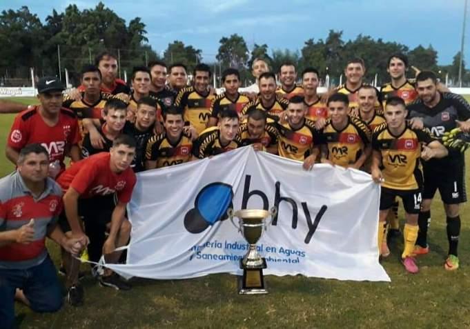 Romang FC campeón de la Copa Federación de la Provincia de Santa Fe