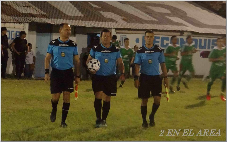 Se completó la 4º fecha y ya está el programa la quinta del fútbol liguista