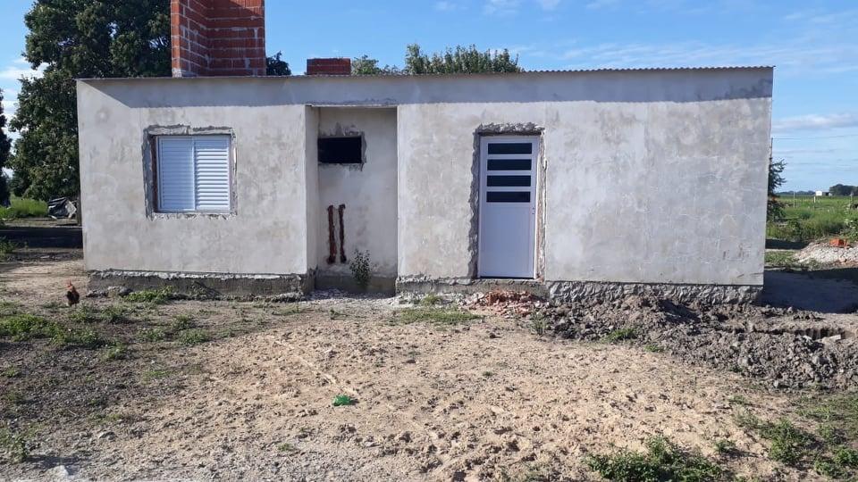 Finalizarán la construcción de las viviendas del barrio San Francisco de Reconquista