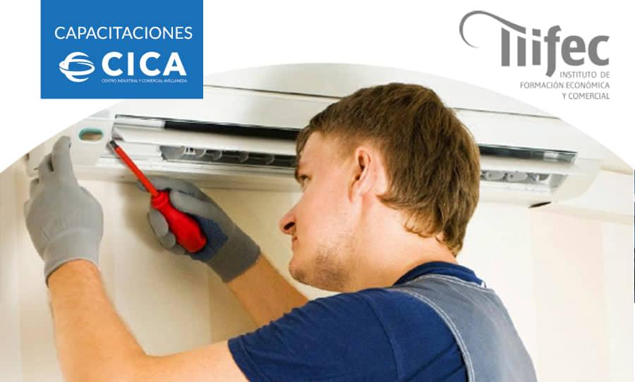 Curso: Instalador y Reparador de Aires Acondicionados