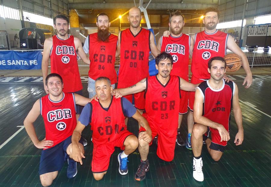 Comenzó el Torneo Municipal de Básquetbol Categoría Maxi
