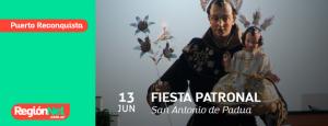 Fiesta Patronal San Antonio de Padua - Puerto Reconquista