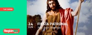 Fiesta Patronal San Juan Bautista - B° La Loma
