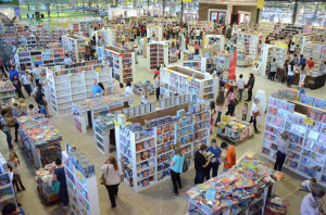 """Feria del libro """"Gente del Agua"""""""