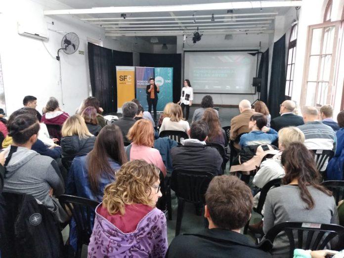 Fondo Regional de las Artes: convocatoria para el otorgamiento de becas
