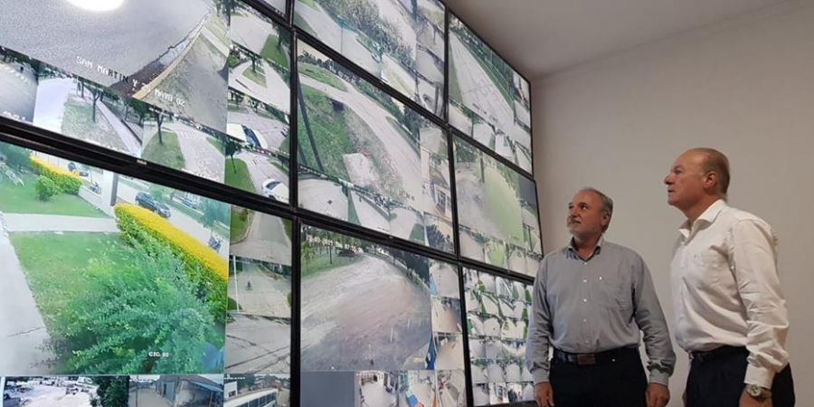 Malabrigo: CIV: Monitoreo y Aplicación de Emergencia para teléfonos móviles