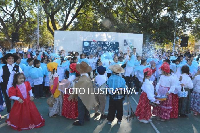 Avellaneda recordará un nuevo aniversario de la Revolución de Mayo
