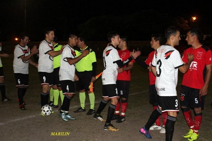 Fútbol Liguista: Romang FC-Tiro completan la 7º fecha del Apertura