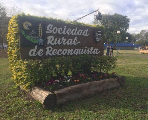 Centenario Sociedad Rural de Reconquista y Acto de Lanzamiento Expo Rural 2019