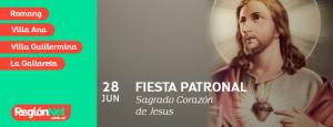 Fiesta Patronal Sagrado Corazón de Jesús