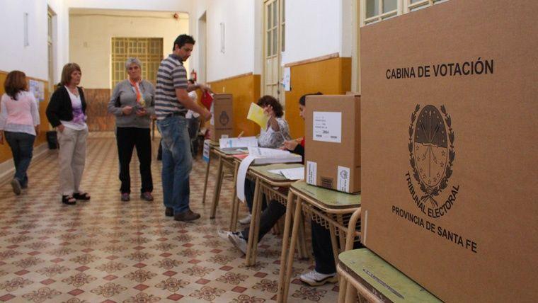 """El """"no"""" voto en las elecciones se podrá justificar desde el martes"""