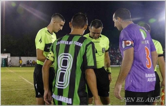 Fútbol Liguista: los partidos de este viernes pasaron para el lunes feriado