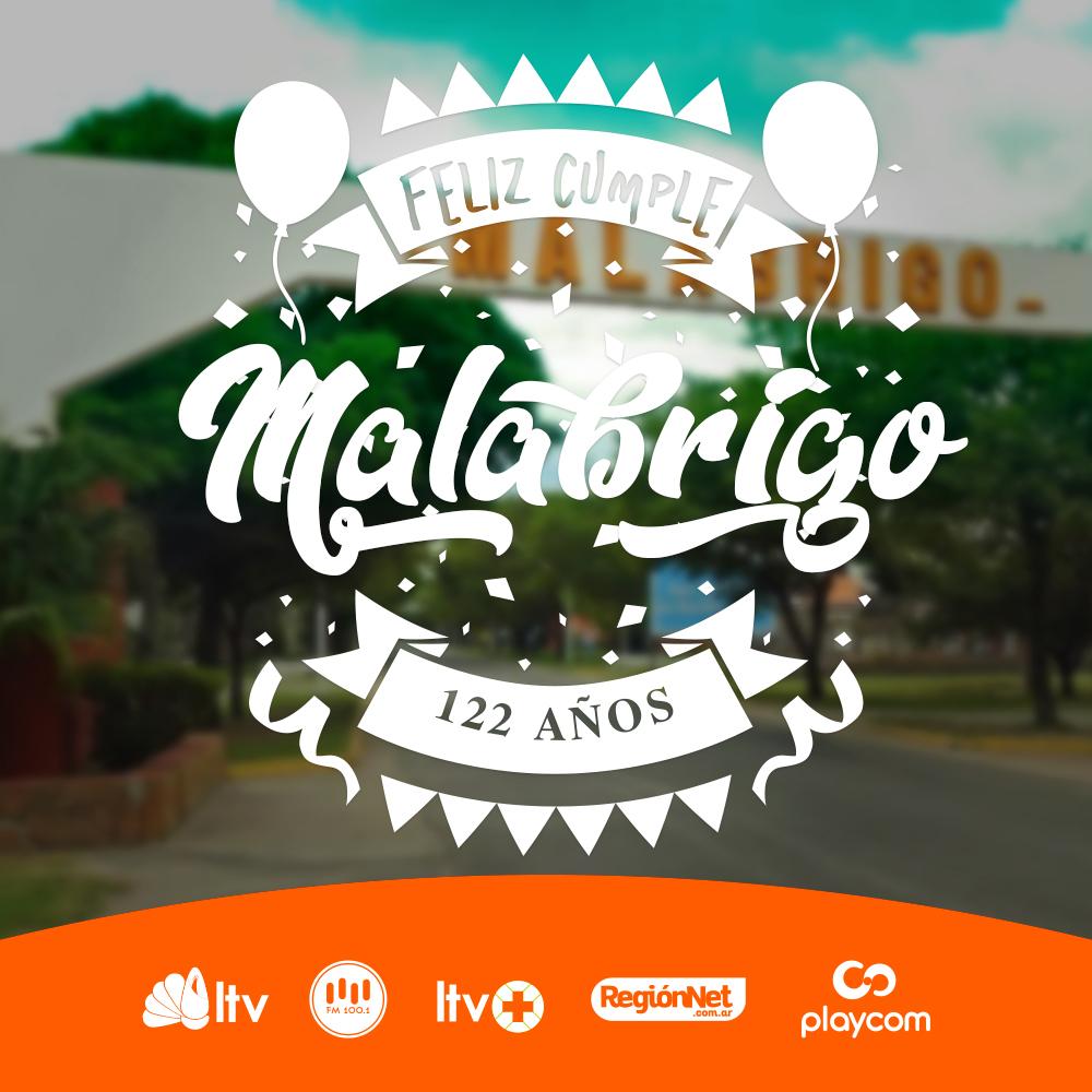 Malabrigo cumple 122 años