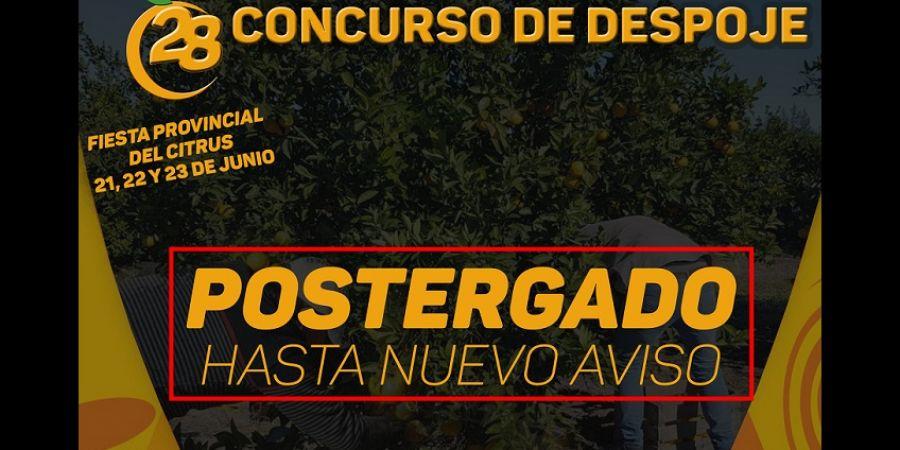 Malabrigo: concurso de Despoje Postergado