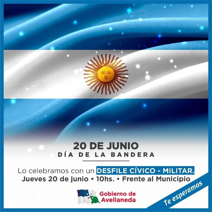 Avellaneda realizará su Desfile Cívico y Militar
