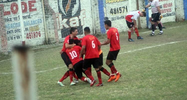 Se completa la 2º fecha del Torneo Clausura del Fútbol Liguista