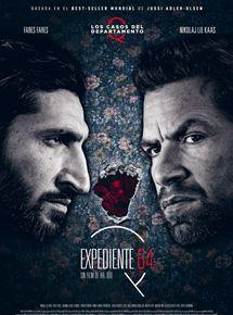 Hoy martes Expediente 64 en el cine del Teatro Español