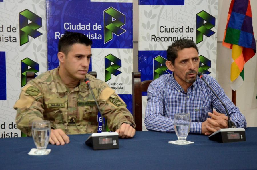 Presentación 6K «Primer Teniente Matías Francisco Fabricius»
