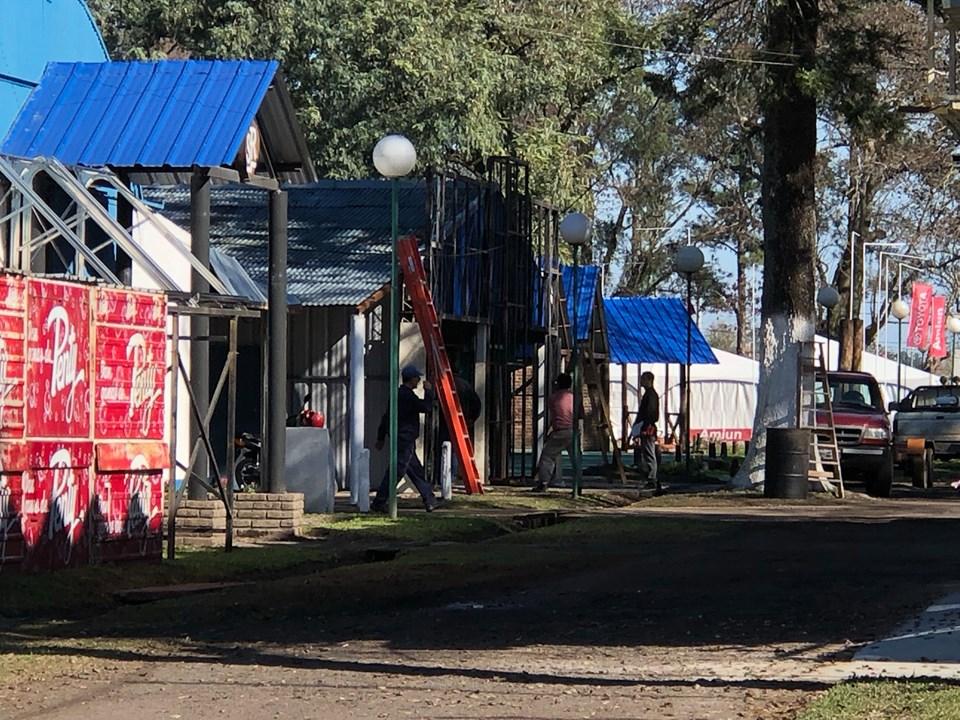Hoy se inaugura el sector de Industria y Comercio en la Expo Rural de Reconquista
