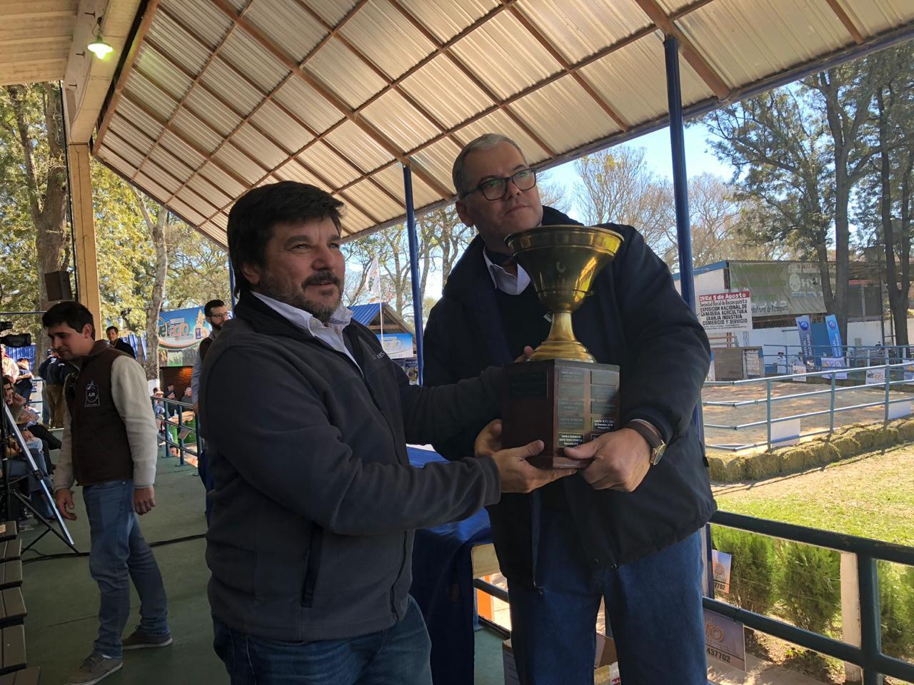 Cabaña Los Amores obtuvo el premio mayor en la 85º Expo Rural Reconquista