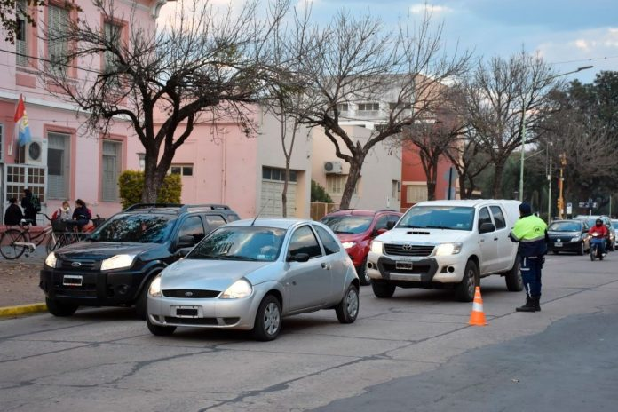 Continúan los operativos de alcoholemia en Avellaneda