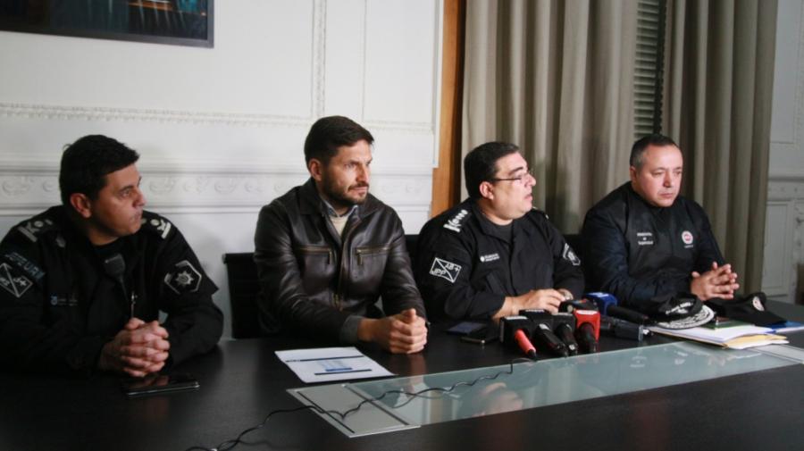 La provincia incrementará la presencia policial en zonas de entidades bancarias