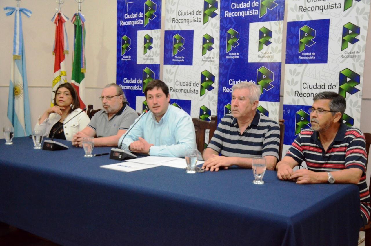 La Municipalidad firmó un convenio de colaboración con la AMET