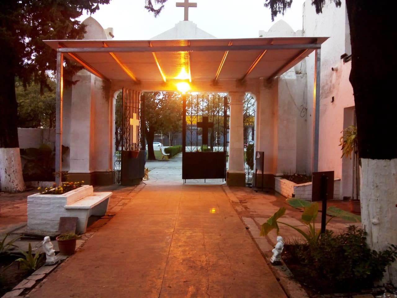 Nuevo horario y obras en el cementerio municipal