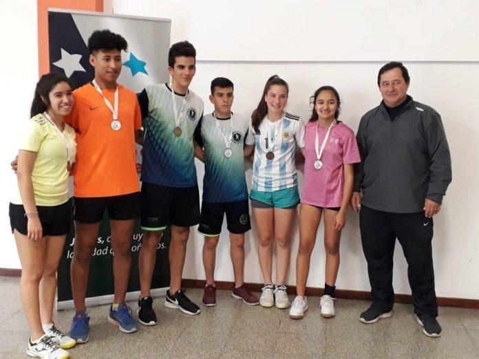 Estudiantina de Avellaneda: resultados del Tenis de Mesa
