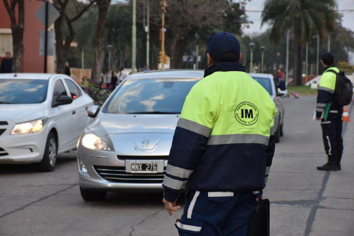 Avellaneda apuesta a un tránsito seguro con operativos viales