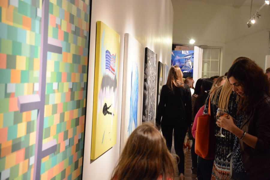 VIII Salón de Pintura Vicentín en el Museo Municipal de Artes