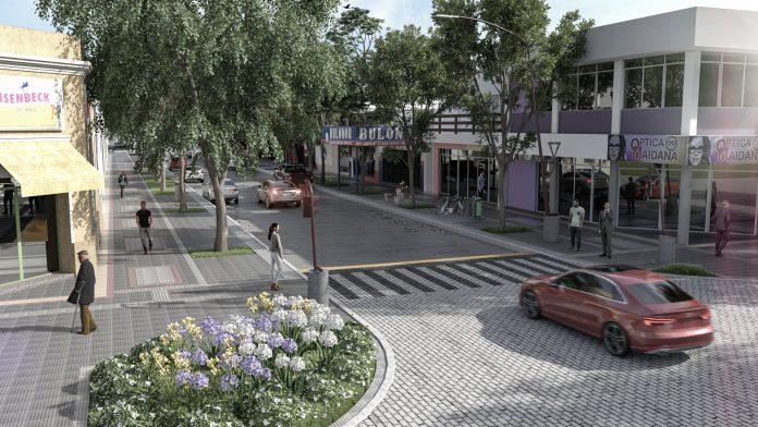 Reforma del Área Central de Avellaneda
