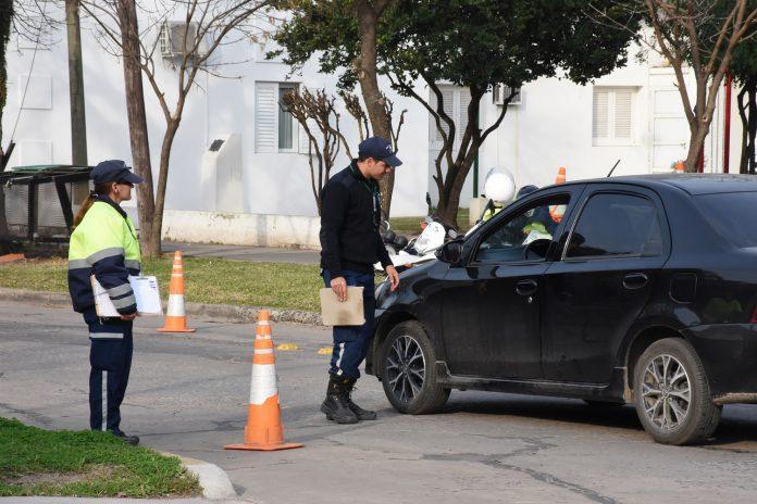 Seguridad vial en Avellaneda