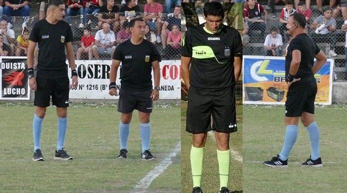 Se sortearon los árbitros para la final de la Liga Reconquistense
