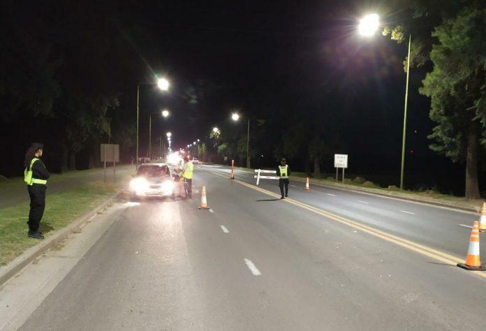 Los operativos de tránsito en Avellaneda se desarrollaron con normalidad