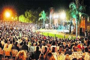 Fiesta Provincial del Sol @ Camping Municipal Brisol