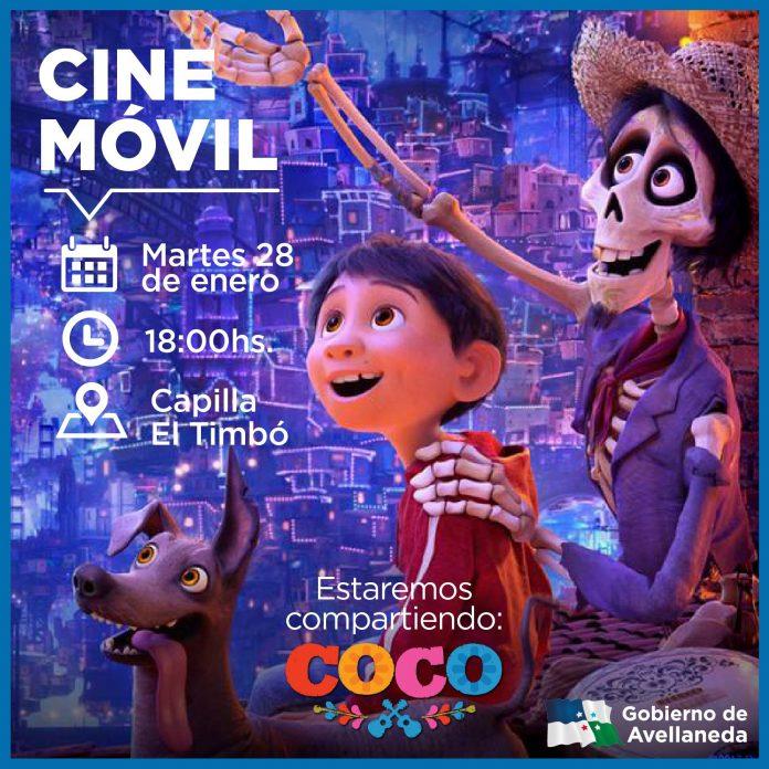 El Cine Móvil Infantil viaja a la Zona Rural de Avellaneda