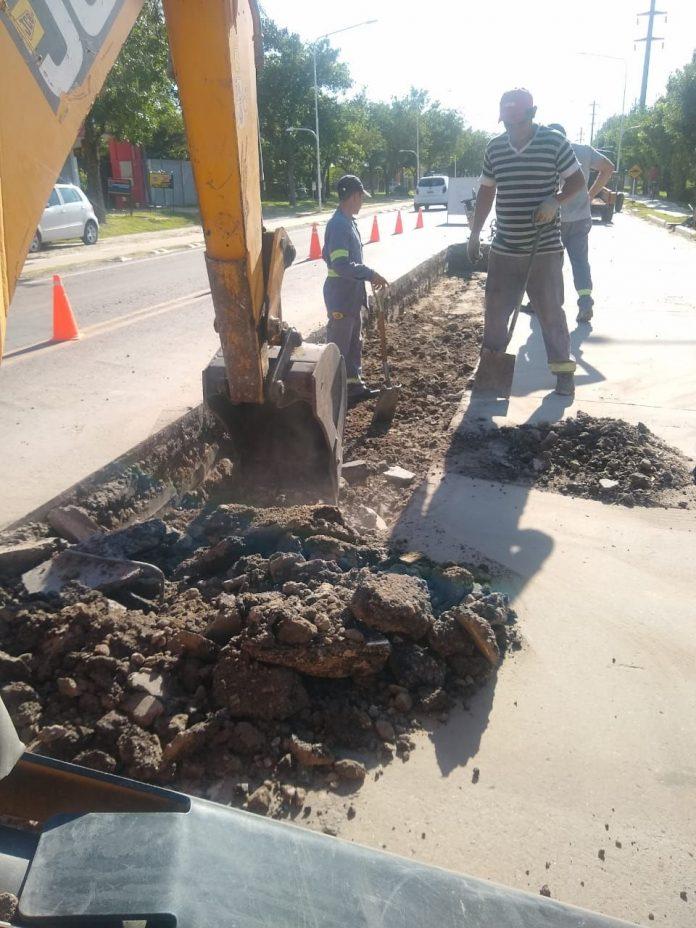Bacheo: optimizan la infraestructura vial