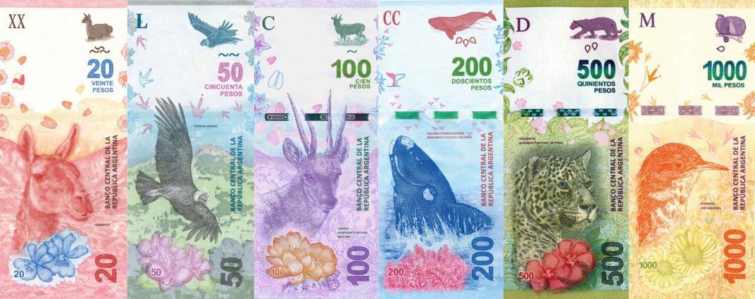 Los billetes con animales ya tienen fecha de desaparición