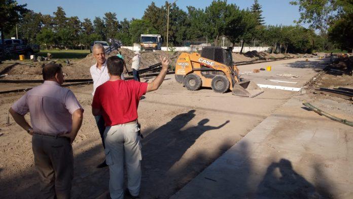 «Mejoramos la calidad de vida y conectamos barrios» declaró Scarpin