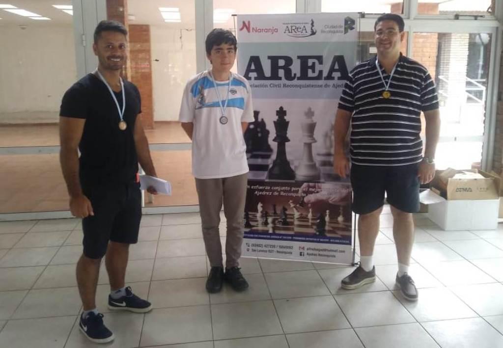 Torneo de Ajedrez Abierto
