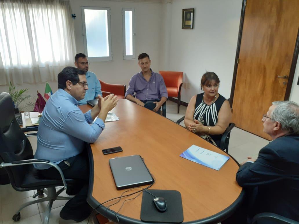 Convenio entre la Municipalidad y la Provincia por subsidios para trasporte de pasajeros